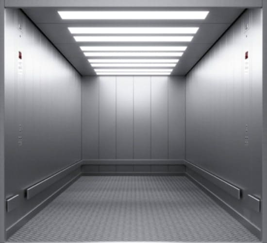 Грузоподъёмный лифт