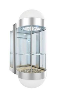 Лифт панорамный sgl-17g-07