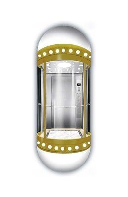 Лифт панорамный sgl-18