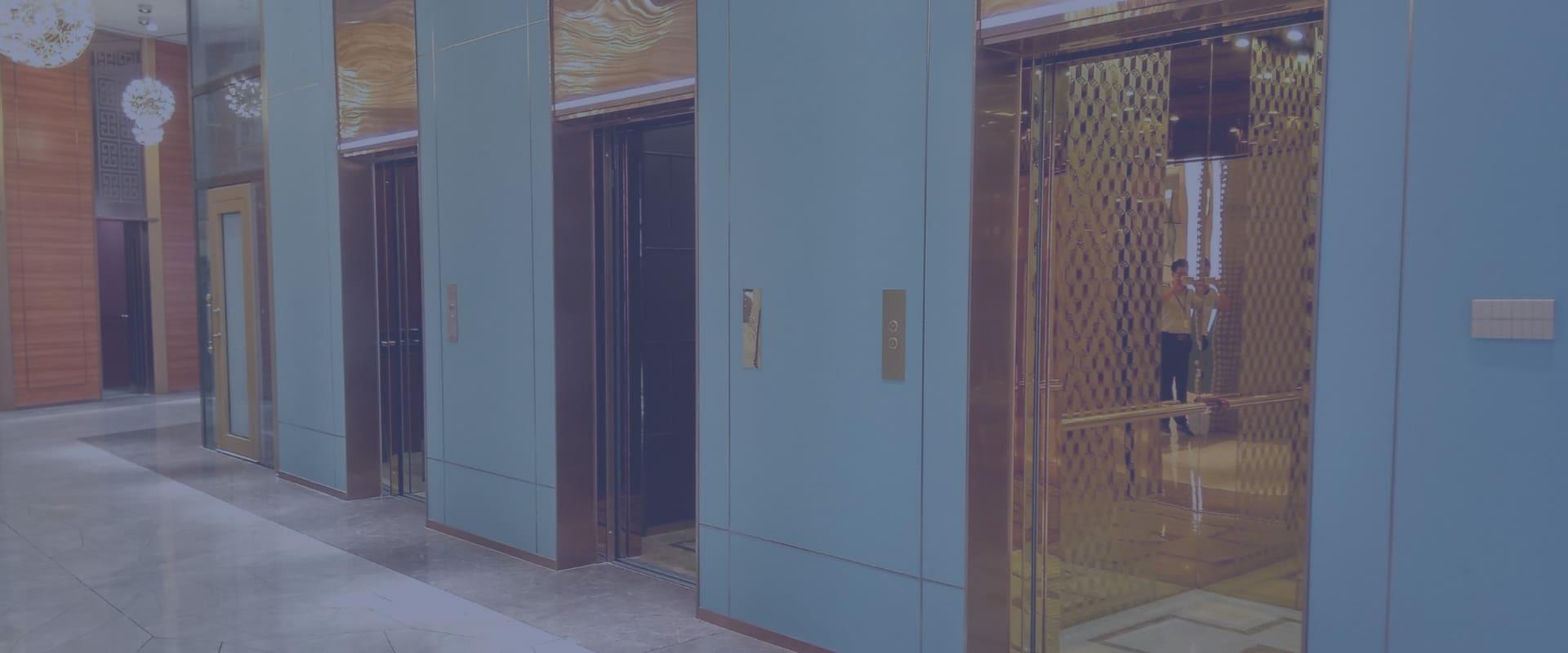 Пассажирские лифты Siglen