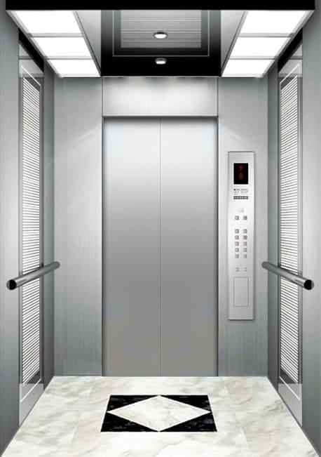Пассажирские лифты Siglen для носилок