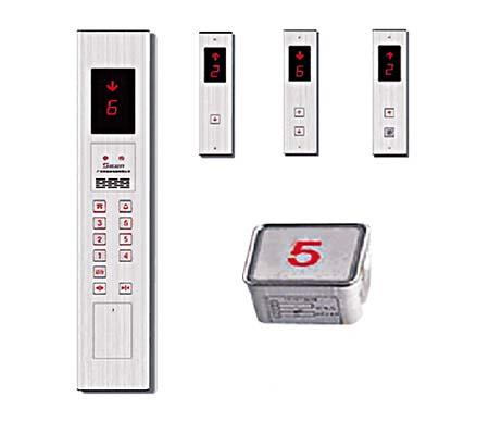 боковая панель лифта cop-01