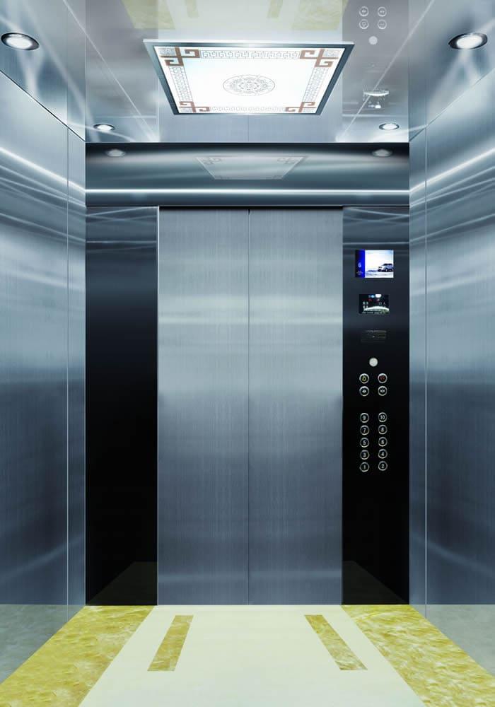 Пассажирские лифты Siglen без машинного отделения