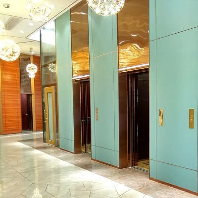 Лифты для отелей и гостиниц